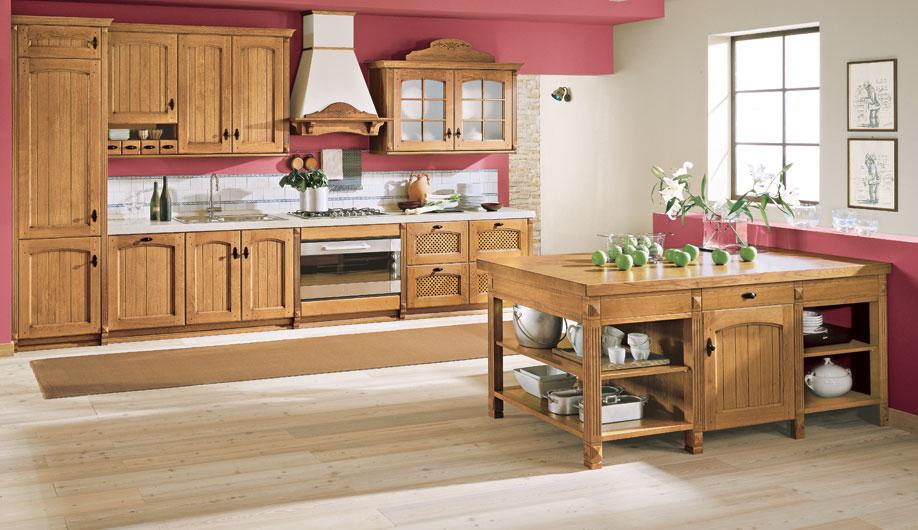 Themed traditional kitchens from arrex le cucine - Arrex le cucine ...