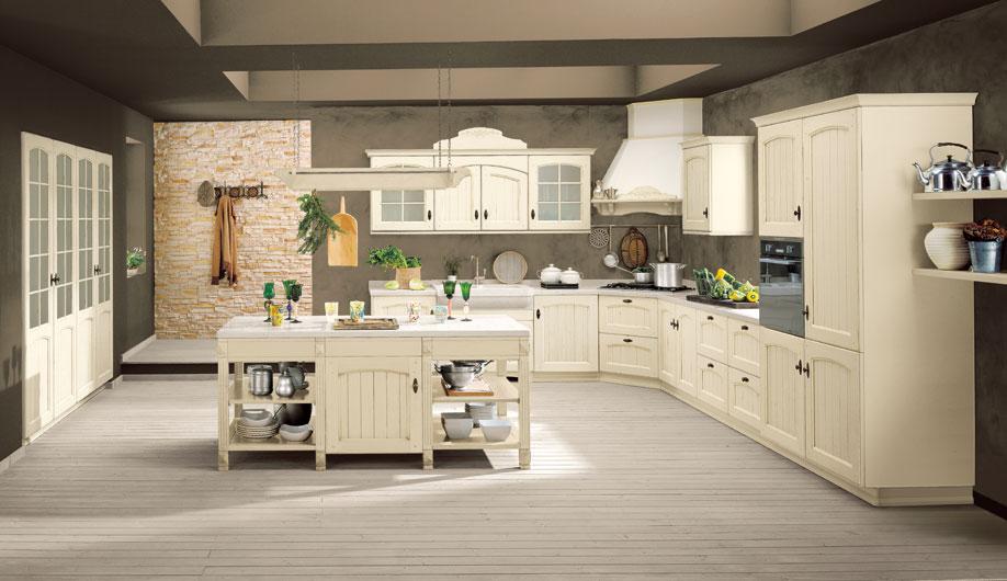 Themed traditional kitchens from arrex le cucine - Arrex cucine classiche ...