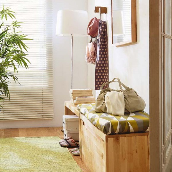 smart furniture in small hallway 05