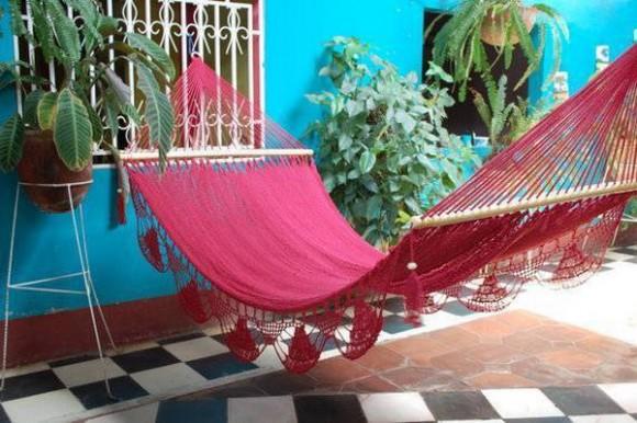 synthectic hammocks