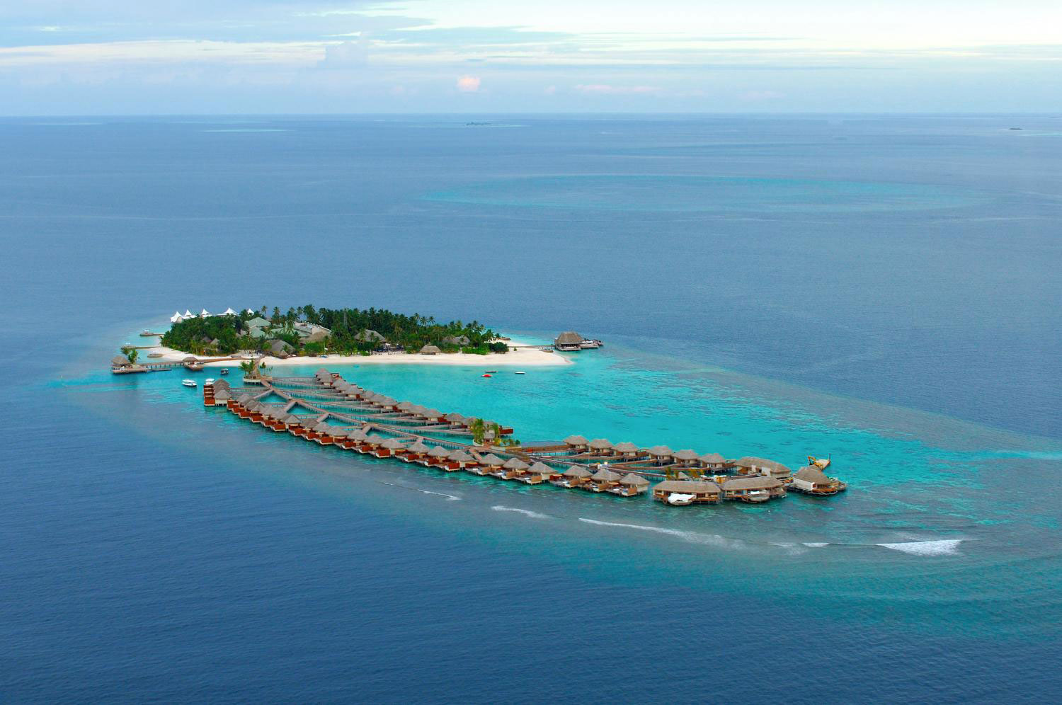 Scenic W Retreat Amp Spa In Maldives Homedoo Com