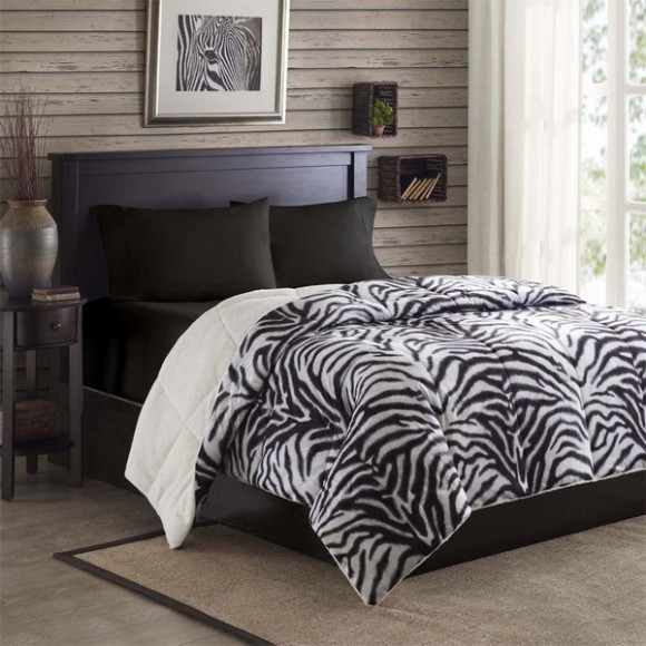 zebra print bedroom ideas 01
