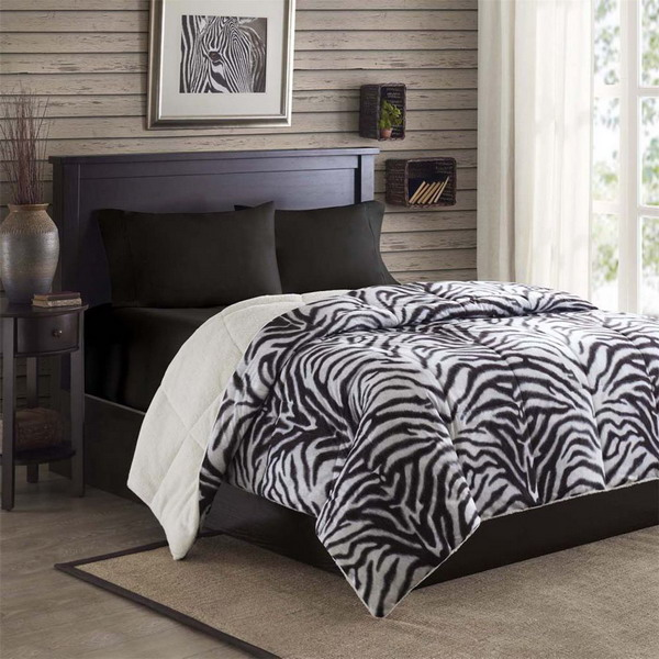 more ideas on using the zebra print for the interior interior design ideas and architecture. Black Bedroom Furniture Sets. Home Design Ideas