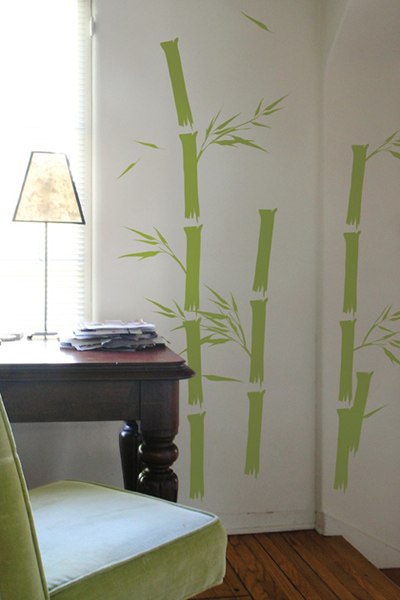 bamboo decor ideas pattern 02
