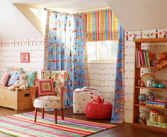 curtain for kids room 01