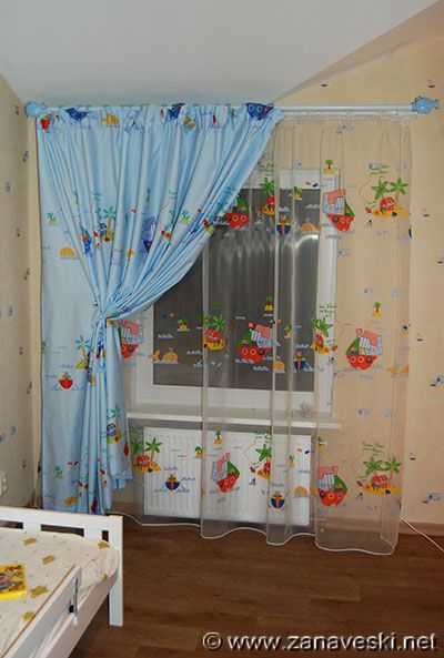Children\'s Room Curtain Ideas | Kids Rooms Curtains
