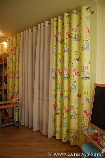 curtain for kids room 03