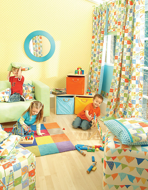 curtain for kids room 07