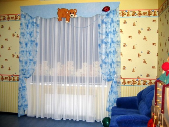 curtain for kids room 09