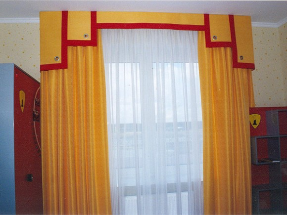curtain for kids room 11