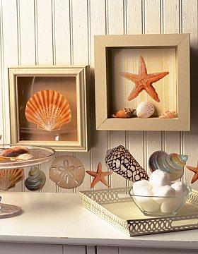 eco style ideas sea shell 03