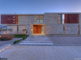 stone house in anavissos 32