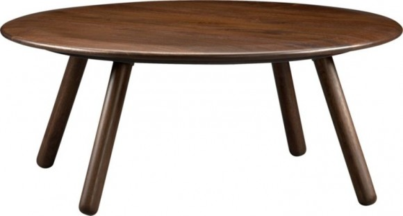 CB2 stout coffee table