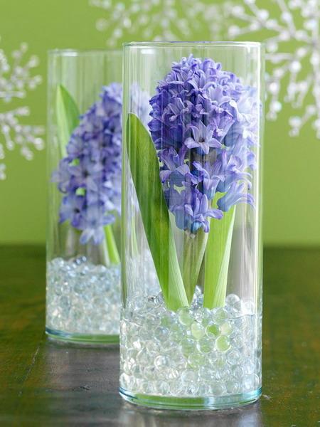 blue flowers creative ideas 02