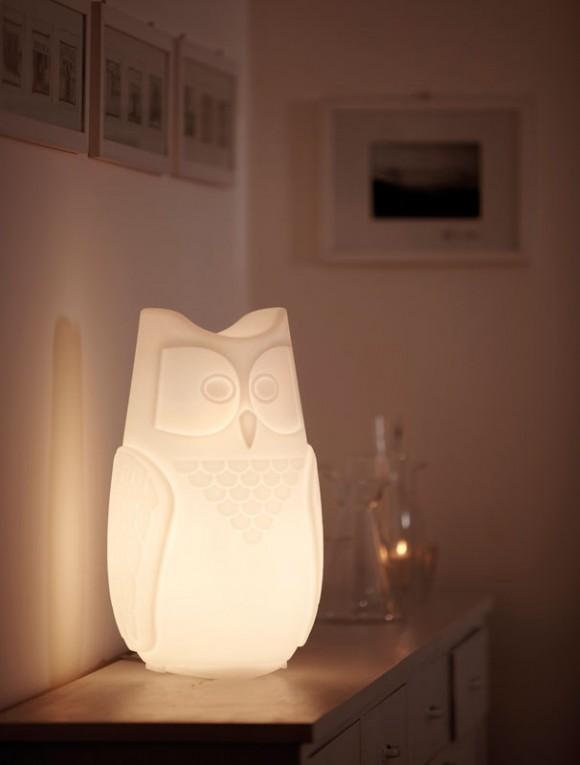 bubo polyethylene lamp 01