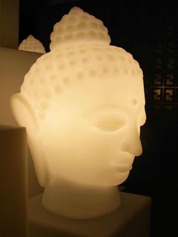 buddha polyethylene lamp 02