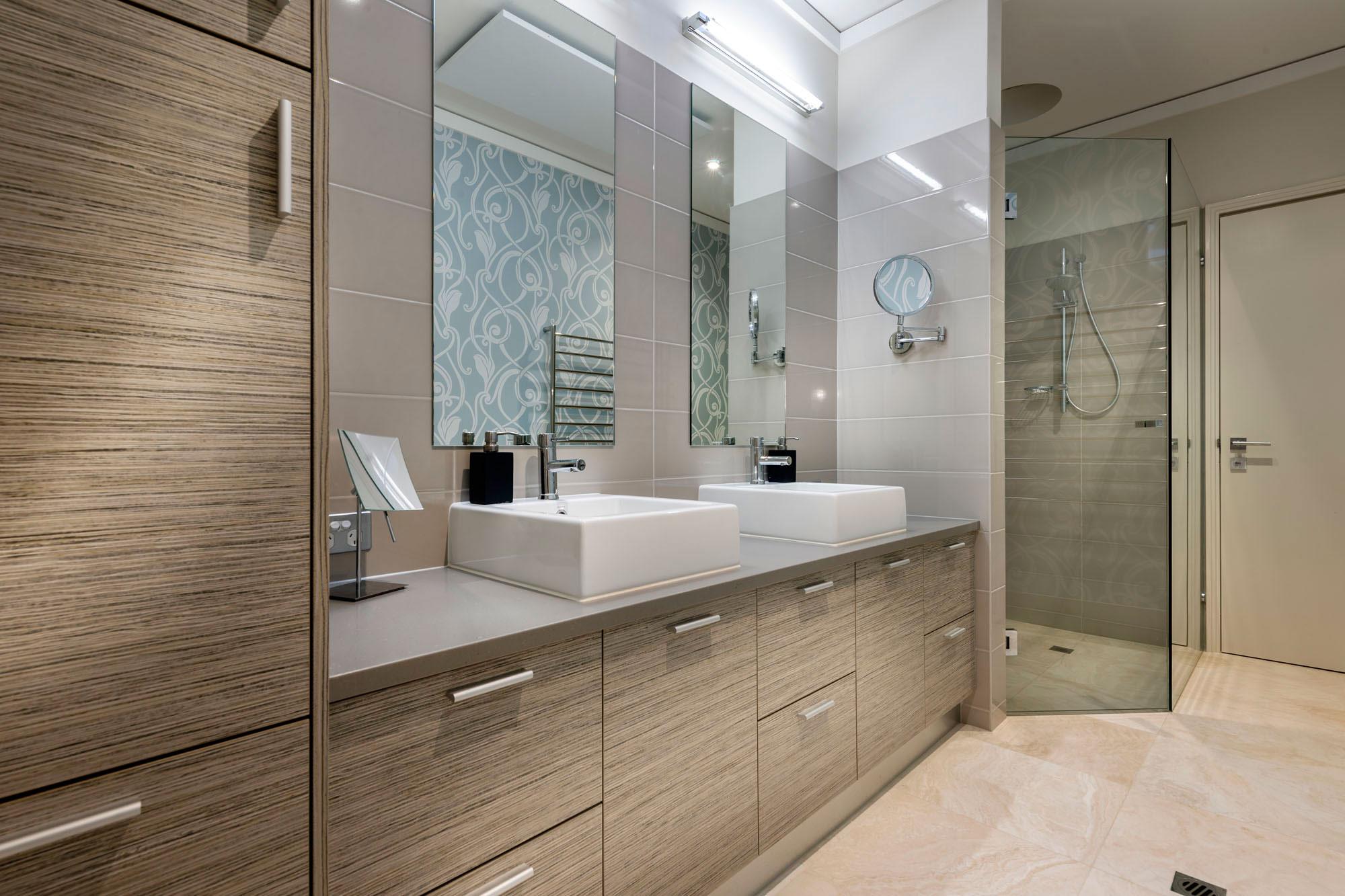 Ванные комнаты дизайн в современном стиле