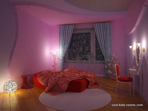 cool teen romantic room 03