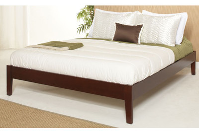 modus furniture newport simple platform bed