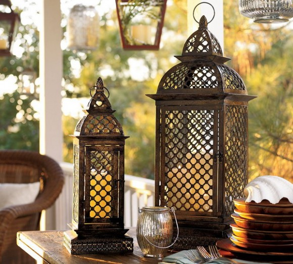 outdoor candles and lanterns 02