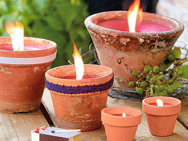 outdoor candles and lanterns 12
