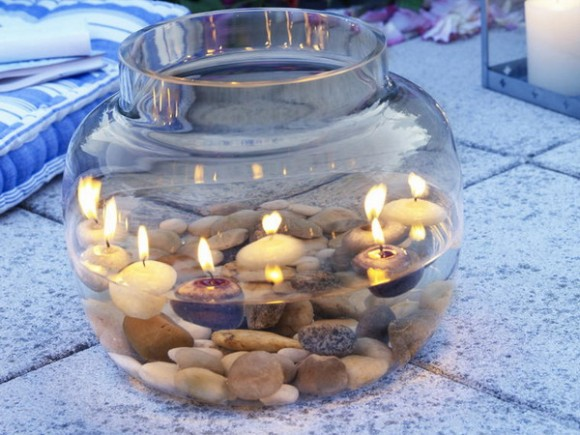 outdoor candles and lanterns 13