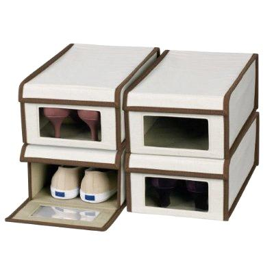 shoe storage ideas boxes 02