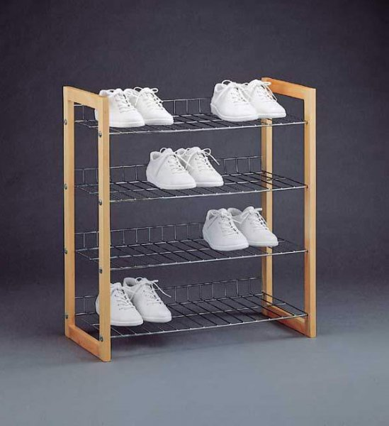 shoe storage ideas racks 03