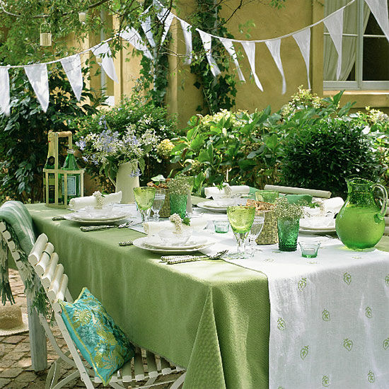summer outdoor tablecloth themes 01