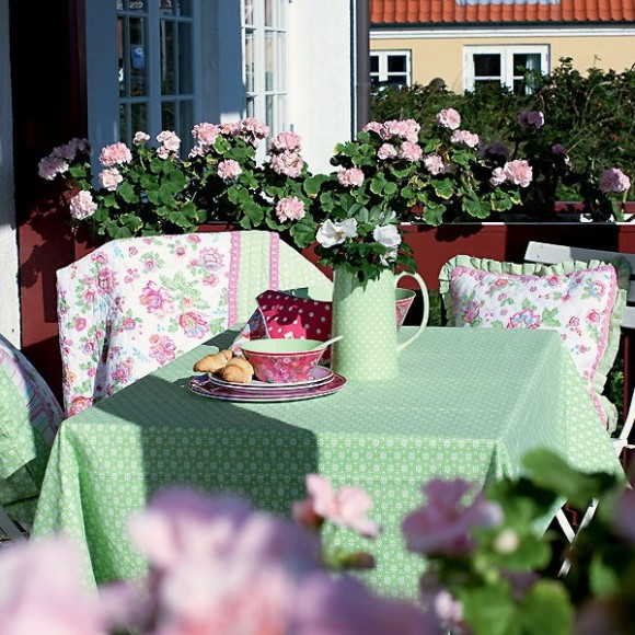 summer outdoor tablecloth themes 02