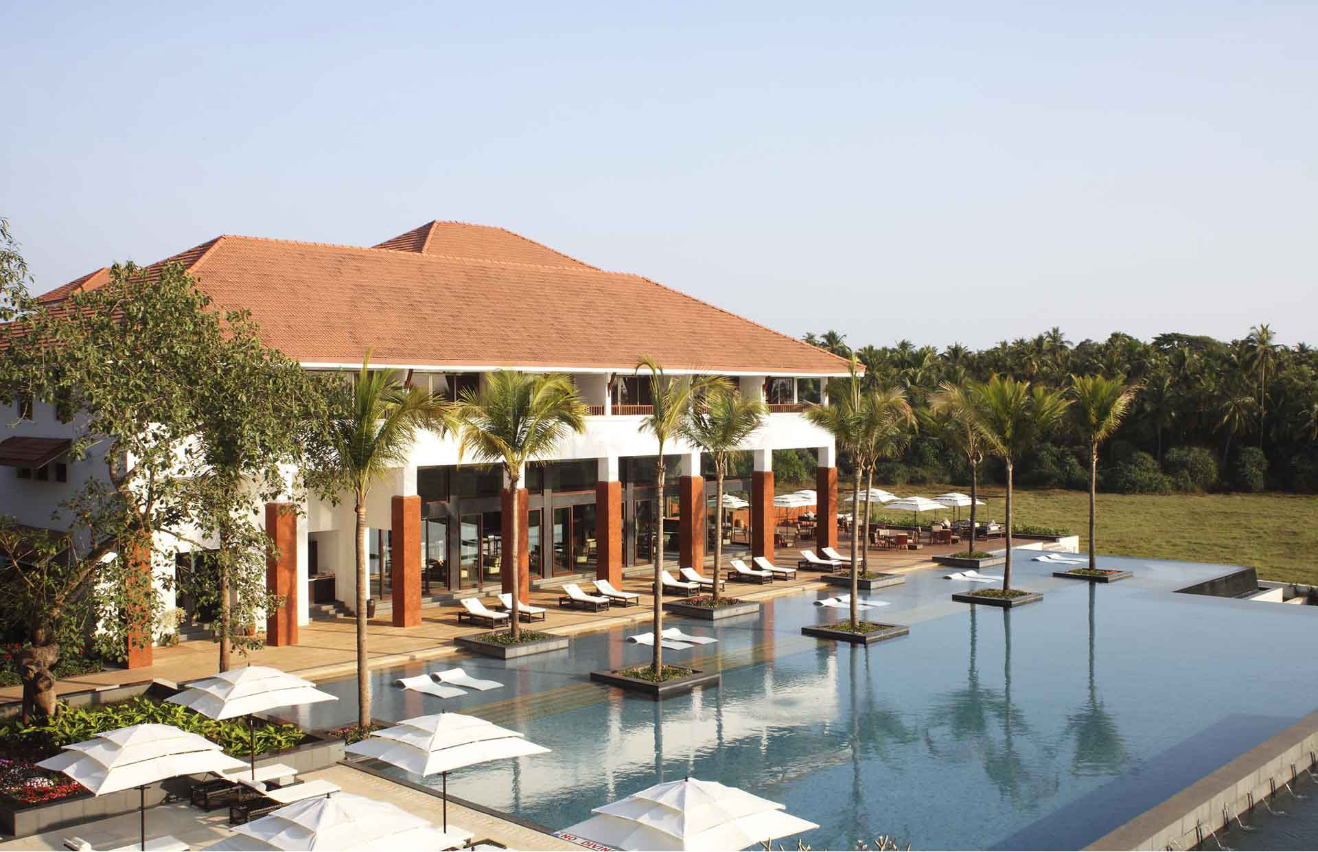 Striking alila diwa located in gorgeous goa india for Small luxury hotels of the world wiki