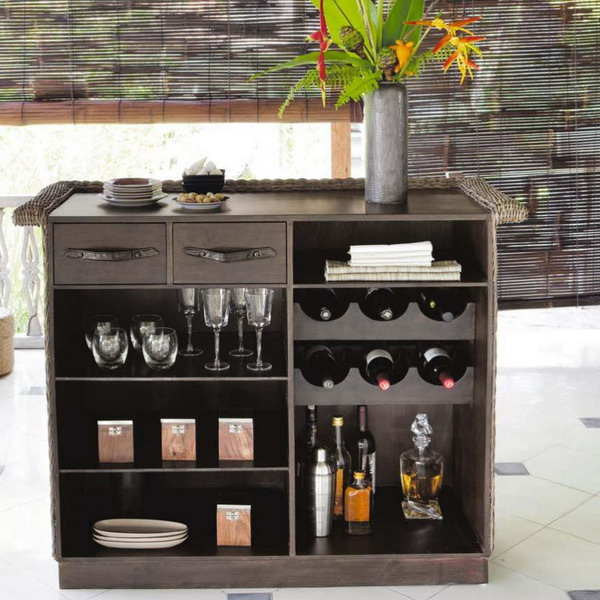 Contemporary Home Bar Design Ideas: Most Perfect Design Ideas For The Home Bar