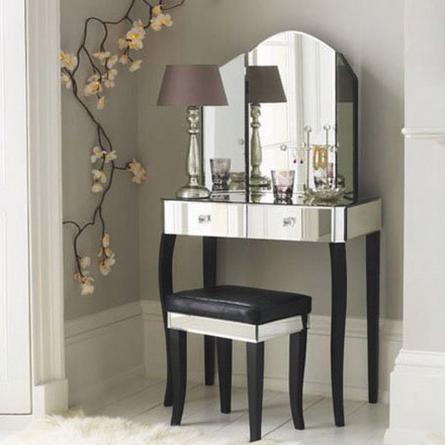 furniture mirrored vanity table 01