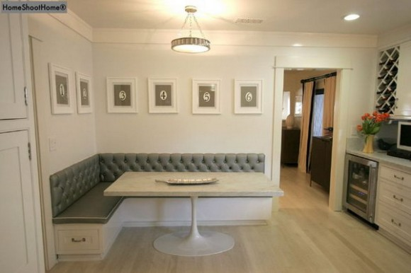 kitchen banquette in style 01