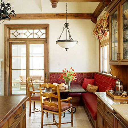 kitchen banquette in style 03