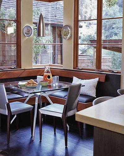 kitchen banquette near window 01
