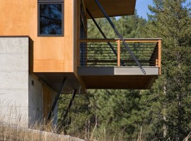 pine forest cabin 04