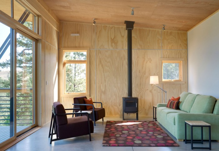 pine forest cabin 08