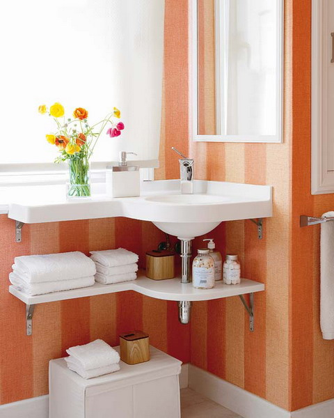 storage ideas in small bathroom 10