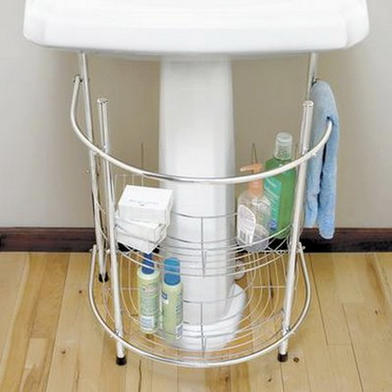 storage ideas in small bathroom 13