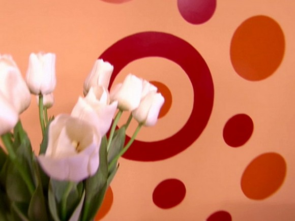 wall decor circles pattern 04