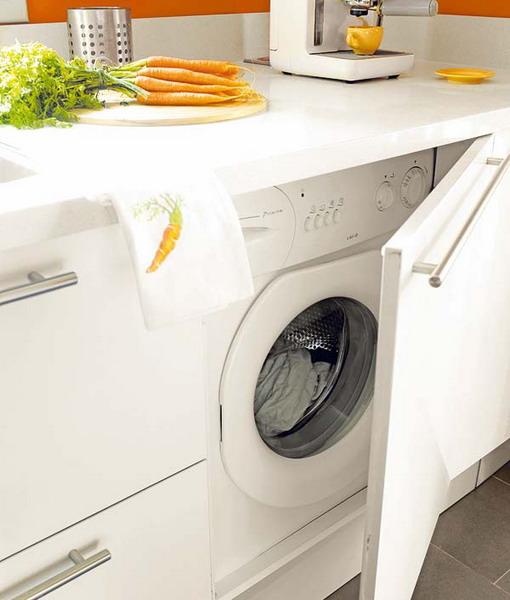 Washing Machine And Laundry Storage 02