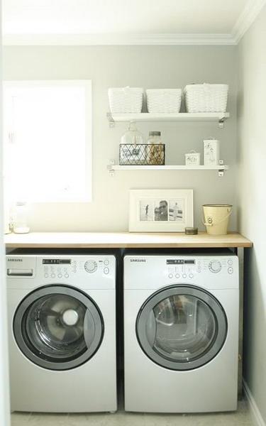 washing machine and laundry storage 10