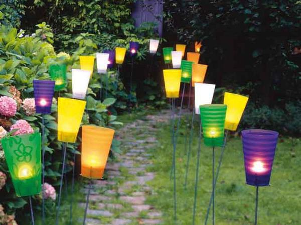 bright ideas for the garden more ideas part 2 interior design rh homedoo com bright garden lighting ideas