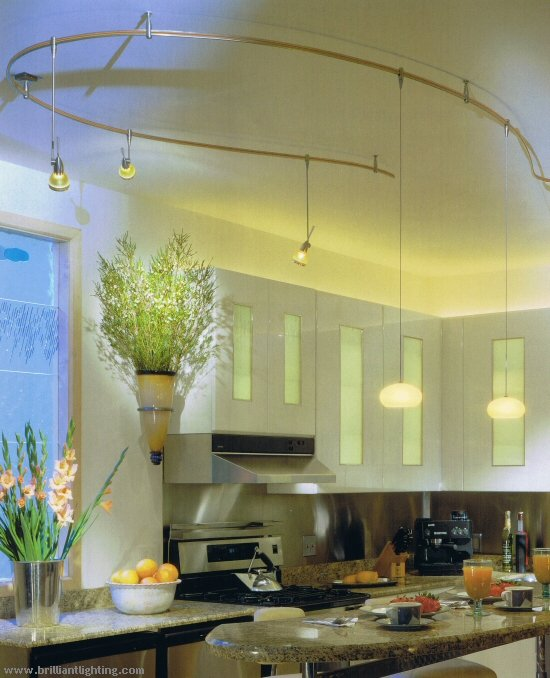 Interior Lighting Options Interior Lighting Options: All Lighting Ideas For The Modern Kitchen Revealed