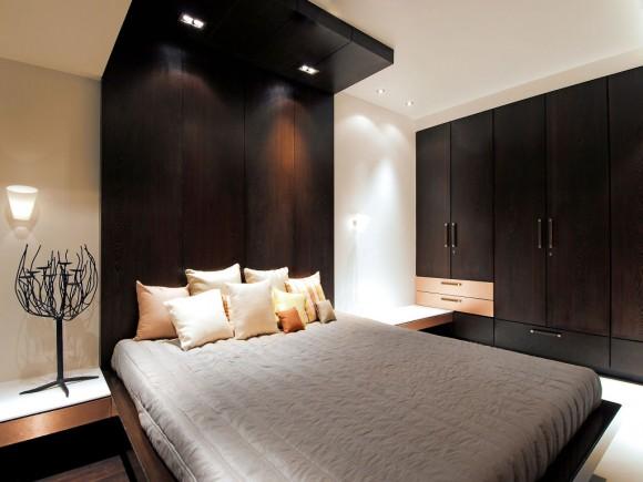 Maheshwari triplex in mumbai india by zz architects for Bedroom woodwork designs india