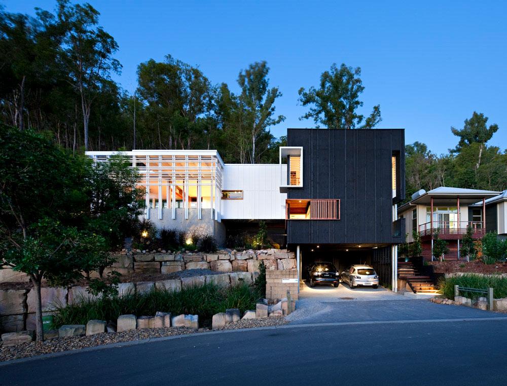 stonehawke modern house 01