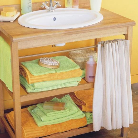 towel storage ideas shelf rack containers 03