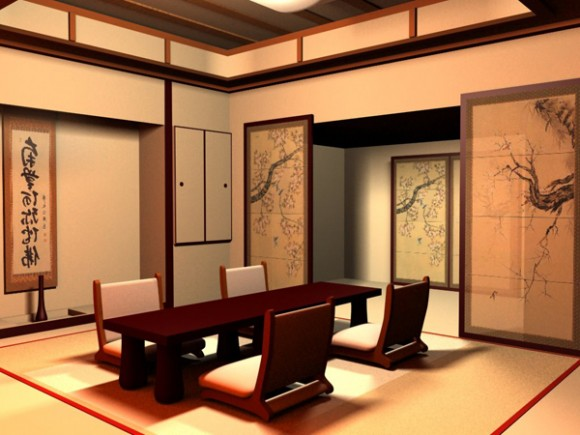 japanese style interior 01