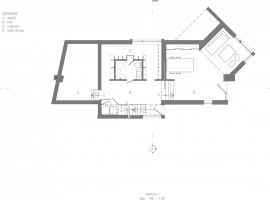 Small Cabin Floor Plans further House Top Floor Plans And Looks besides Farm House Floor Plans as well One Story Floor Plans With Basements in addition What Does A Raleigh Mother In Law Suite Floor Plan Look Like. on large living area designs